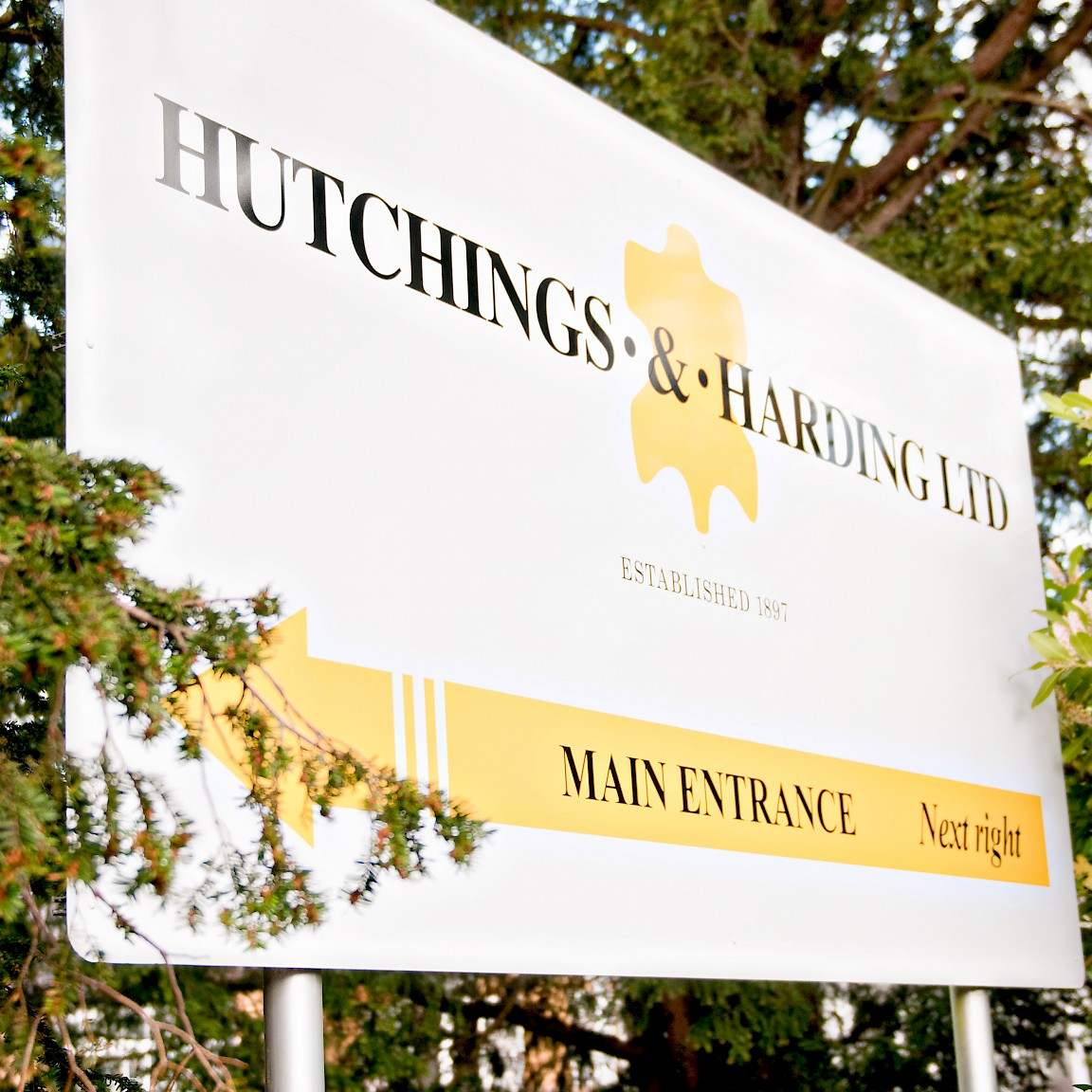 Hutchings & Harding Ltd